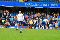 Chelsea Legends Charity Match (gary8345) Tags: 2018 uk unitedkingdom greatbritain britain england london londonist chelsea chelseafootballclub chelsealegends chelseafc snapseed football footballer