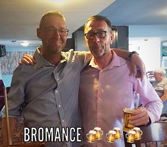Bromance 🍻🍻... (deanthompson3) Tags: 🍻 🍺 fewbeers deanthompson pals mates ne38sportsbar flickr bromance