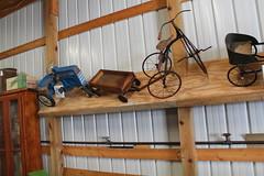 Newfane 066 (70) (swi66) Tags: dunkirk hit miss motors diesel cannons farm tractor john deere antique historical