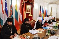11. Заседание Священного Синода РПЦ 14.05.2018