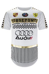 NEW MEN HORSEPOWER RACING GT T-SHIRT (Trending Apparel) Tags: buy men tshirts online designer