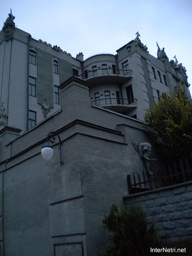 Київ Будинок з химерами InterNetri Ukraine 103