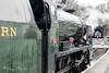 'ARRIVING GROSMONT 926 REPTON' - NYMR - APRIL 3rd 2018 (tonyfletcher) Tags: 926 nymr northyorkshiremoorsrailway tonyfletcher wwwtonyfletcherphotographycouk wwwwhitbygothscenecouk srschoolsclassv repton926 steamlocomotive grosmont grosmontstation