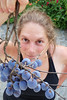 plums (Djuliet) Tags: 365days selfportrait year11 plums garden