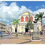 Pointe à Pitre © Cathédrale St Pierre St Paul  entre et sous les averses thumbnail