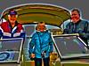 Pleasure (soniaadammurray - On & Off) Tags: iphone manipulated experimental abstract artchallenge pleasure happiness portrait people life feelings friendship paintedportraits theawardtreechallenges