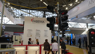 Intertraffic 2018 Amsterdam: Fabema (Germany)