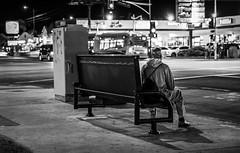 Man on Reseda (JohnLazo19) Tags: 2470mm canon5dmarkiv city dark lights longexposure night peoplephotography sanfernandovalley streets