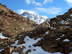 High Atlas Mountains (rdspalm) Tags: mountains mountainside atlas atlasmountains morocco moroccolandscape snow africa northafrica