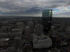 From Hancock to Boston Harbor (kohane) Tags: backbay boston bostonharbor hancock