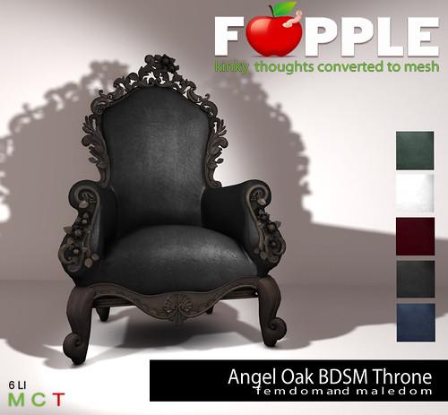 Angel Oak BDSM Skybox @6 Republic