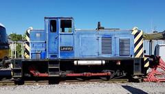 01509 (R~P~M) Tags: train railway depot chilternrailways arriva aylesbury diesel bucks buckinghamshire england uk unitedkingdom greatbritain locomotive shunter 01 ruston