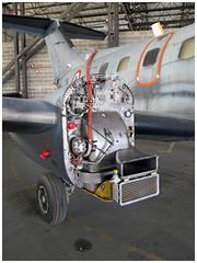 Embraer  XINGU  EMB-121AA  096 YN (Aerofossile2012) Tags: embraer xingu emb121aa avion aviation meeting airshow ba702 avord arméedelair 2016
