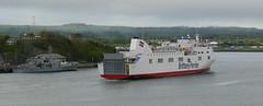 18 05 07 BF Connemara  1st arrival  (20) (pghcork) Tags: corkharbour cork ferry carferry connemara brittanyferries ireland 2018