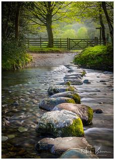 Rosthwaite Stepping Stones