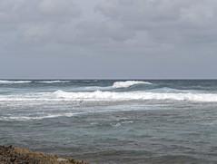 2017-04-18_13-32-13 SXM Storm (canavart) Tags: sxm stmartin stmaarten orientbeach orientbay waves caribbean cloudy tintemarre fwi sintmaarten seascape