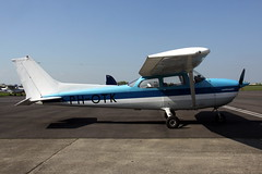 Cessna 172 PH-OTK (egbjdh) Tags: davehaines may2018 egbj staverton gloucester