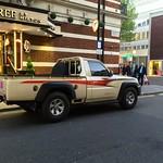 GASOLINE Nissan Patrol 4800VTC SGL 4x4 Pickup Twin Cam 24 Valve straight six cylinders thumbnail