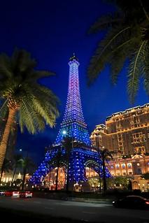 Eiffel Tower at Parisian Macau