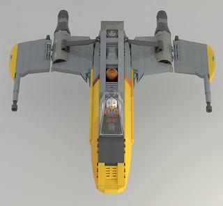 Incom FreiTek RZ-70 Assault Starfighter