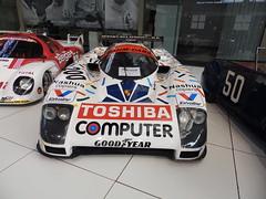 Argo JM19-Porsche - Le Mans 1987 (zerex59) Tags: argo jm19 porsche dahm cars group c2 le mans 24 hours heures 1987 fritsch pilette libert