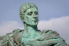 Constantine The Great - York UK (Gemma Photo Freak) Tags: constantinethegreat constantine roman emporer statue york minster uk nikon d7100 135mm 135 ais manual focus lens