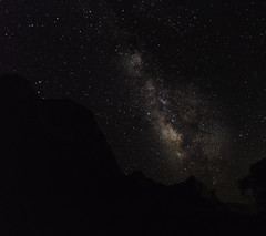 Milky Way (ian_woodhead1) Tags: zion national park utah america night stars milky way