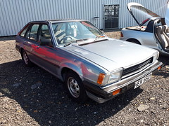 1982 Honda Quintet 1.6 AT Auto (micrak10) Tags: honda quintet at auto