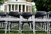 University of Virginia graduation seating - 2018 (TAC.Photography) Tags: universityvirginia chiars seats patterns tacphotography tomclarknet