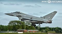 Eurofighter Typhoon FGR4 ZK361 '361'