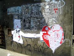 paper graffiti (ion-bogdan dumitrescu) Tags: red pastedpaper girl wall thanks paper graffiti flickr heart olivia pasted romania views pro account 10000 bucharest bitzi ibdp findgetty ibdpro wwwibdpro ionbogdandumitrescuphotography