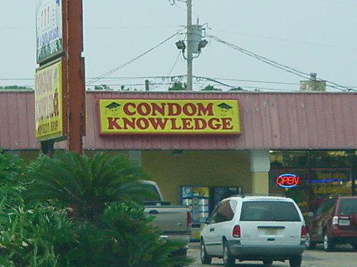 Condom Knowledge..