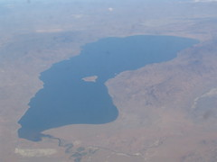 Pyramid Lake (Peter Kaminski) Tags: lake windowseat pyramidlake anahoisland
