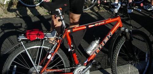 Trek 830 Stolen after the Bridge Pedal