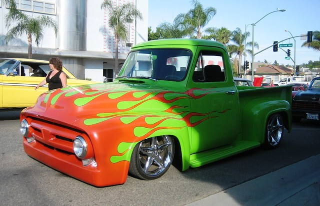 ford f100 lowrider 1953 escondido