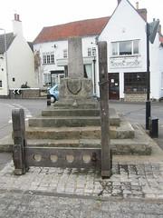 Village centre (historyanorak) Tags: wood history stone rural village cross leicestershire stocks crime punishment midlands bottesford pillory historyanorak thehistoryanorak roughjustice