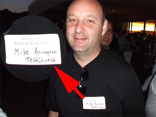Fake Mike Arrington
