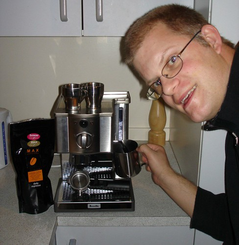 Me and My Coffee Machine