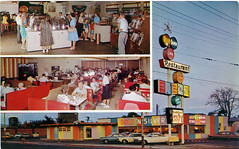Gold 'n' Silver Inn Restaurant, 1960's