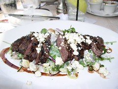 Park Grill Steak Salad
