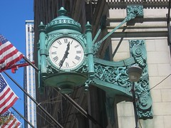 IMG_8578 (ultraclay!) Tags: city travel urban chicago retail geotagged walkabout clocks marshallfields mapped departmentstores ultraclay