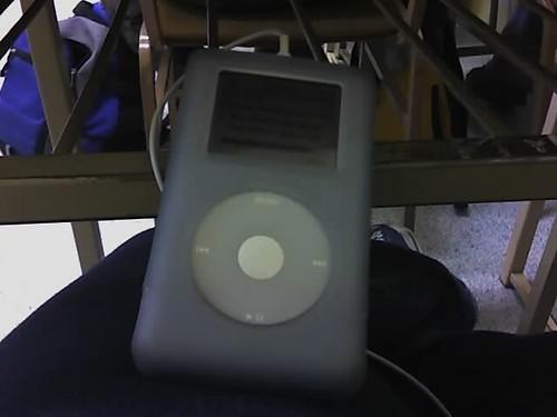 Mi siempre Fiel, iPod