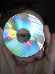 Hello ! (Bxl06) Tags: me rollei cool cd 2006 selbstportrait hallo 333v3f dr4 06092006 bxl06 mado46