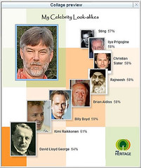 MyHeritage: Celebrity Facial Matches