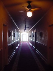 Rebecca Roams (HeatherShade) Tags: newmexico rebecca perspective victorian haunted hallway paranormal cloudcroft thelodge ghosthunting