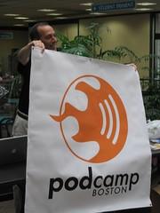 Podcamp Banner