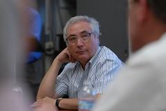 Manuel Castells - picture by USC public diplomacy