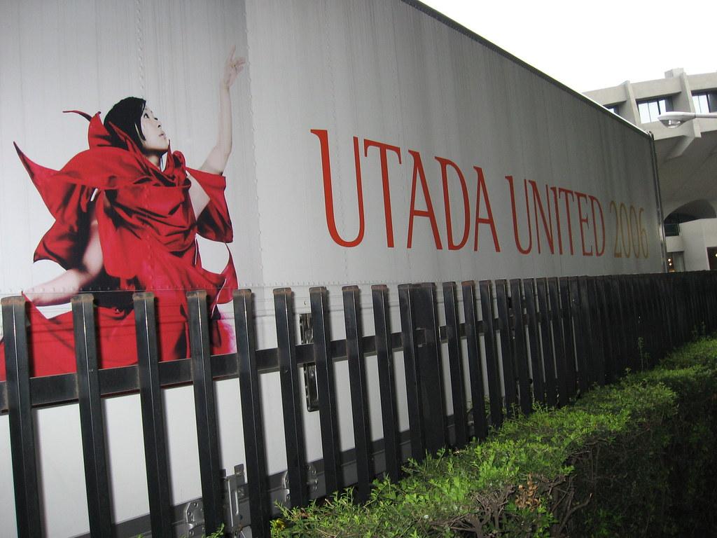 Utada United 2006 Tokyo Tour