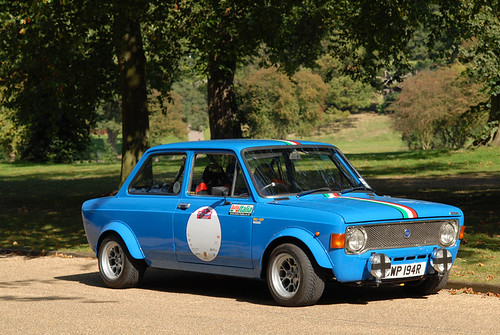Fiat 128 Rally My Baby SOLD