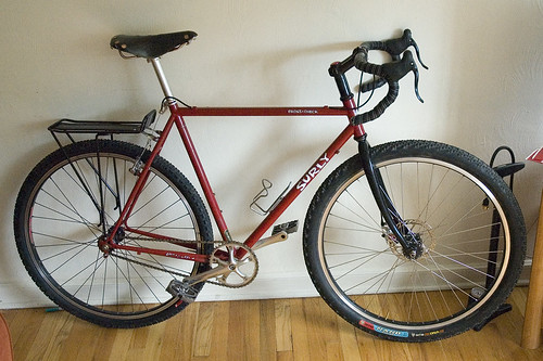 surly cross check frame bike forums